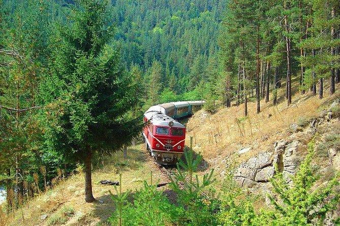Scenic Railroad Varvara To Velingrad