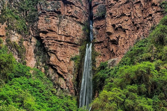 Perolniyoc waterfall Full Day trek from Cusco