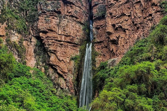 Private Perolniyoc waterfall and Raqaypata Trek from cusco photo 2
