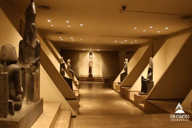 Half Day Tour Visit Luxor And Mummification Museums