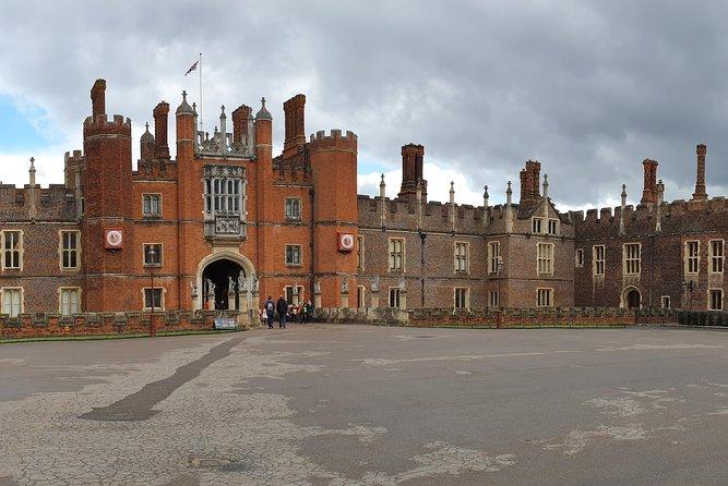Windsor castle&Hampton court