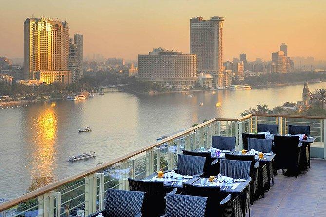 Cairo Nightlife City Tour from Cairo International Airport (CAI) - Layover