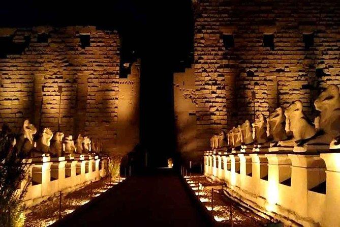 Karnak Sound & Light Show in Luxor