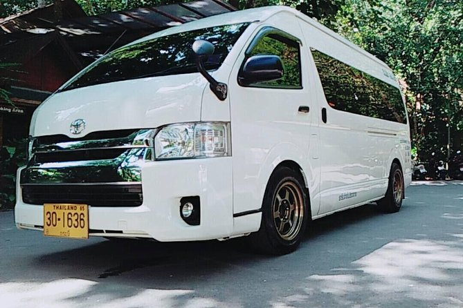 Aonang any hotel to Donsak Pier Private transfer photo 4