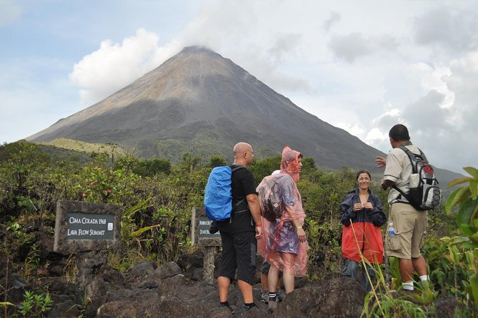 Arenal Volcano Hike plus Baldi Hot Springs and Dinner
