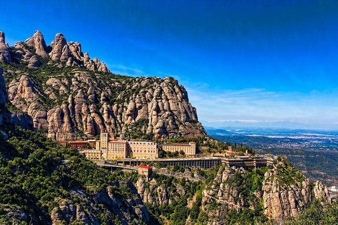Private Guided Tour of Montserrat - pickup from your hotel, cruise, or airport
