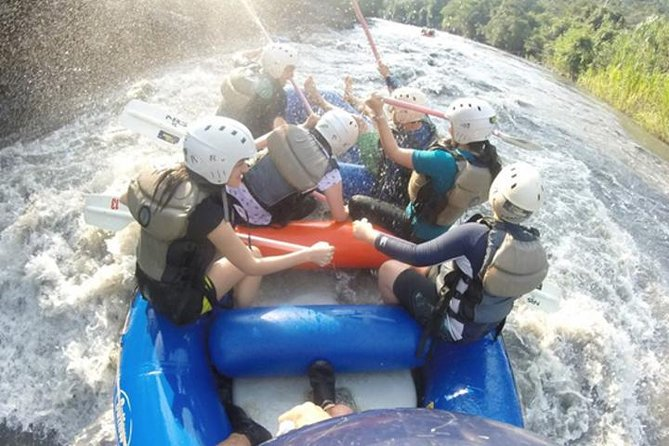 White water rafting from Bogota