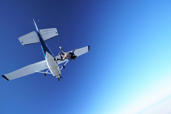 Self-Drive Grand Canyon Skydiving Experience with Optional Upgrades