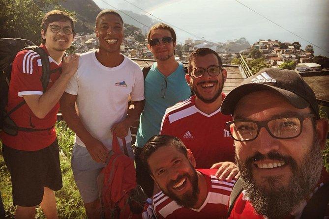 Contact Favela Tour