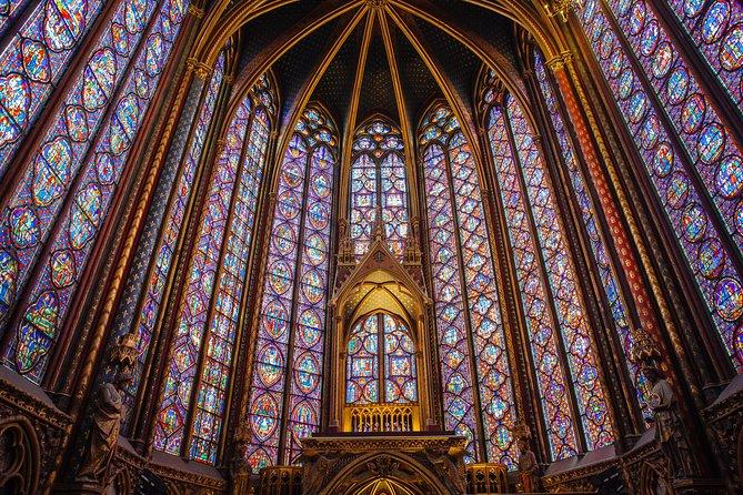 Notre Dame Sainte Chapelle And Conciergerie Walking Tour 2021 Paris