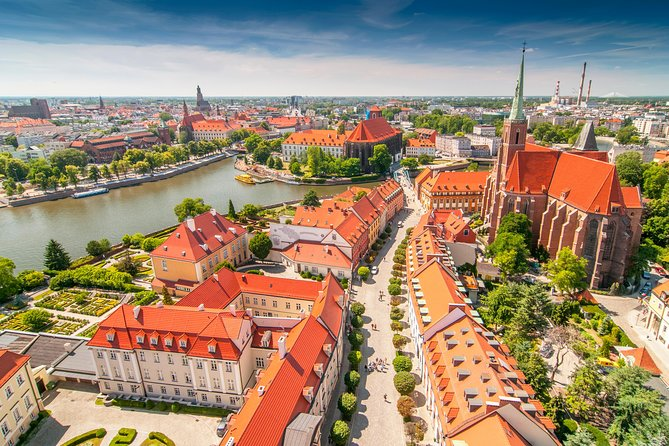 Wroclaw Old Town Guided Walking Tour
