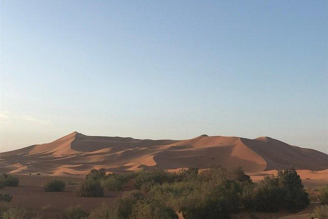 3 DAYS SAHARA DESERT TOUR: Marrakech to Erg Chebbi Merzouga via Dadès Valley