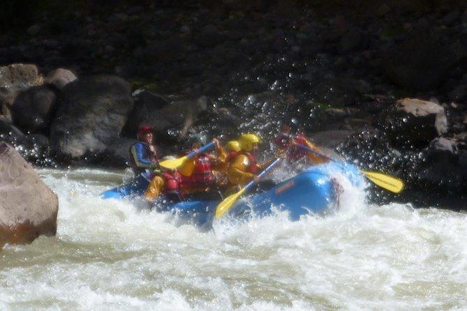 Full Day Rafting Adventure in cusco