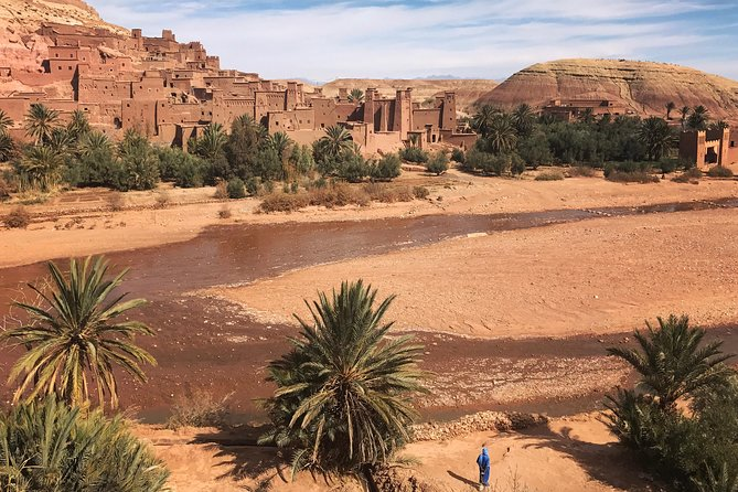 Hollywood of Morocco: 1 day trip to Ourzazate and Ait Benhaddou