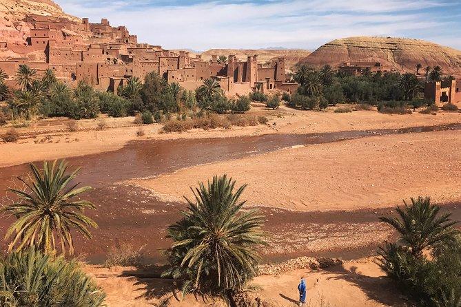 HOLLYWOOD OF MOROCCO: 1 Day Trip To Ourzazate & Ait Benhaddou