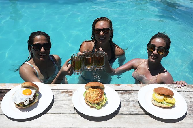Big Bula Combo Special - Half Beachcomber Is & Half Day Inflatable Waterpark