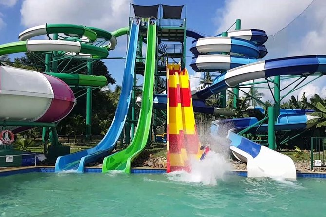 Big Bula Combo Special - Half Beachcomber Is & Half Day Inflatable Waterpark