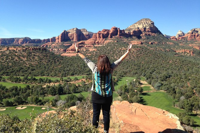 Private 3-Hour Spiritual Vortex Tour of Sedona