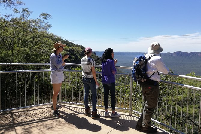 Blue Mountains Private Day Tour including Featherdale Wildlife Park Entry
