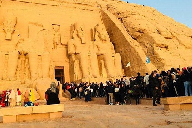 Abu Simbel temple in Aswan photo 2