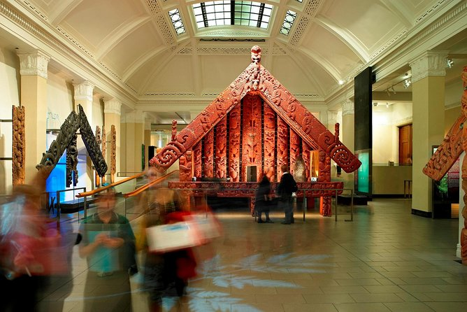 Auckland Museum General Admission Ticket