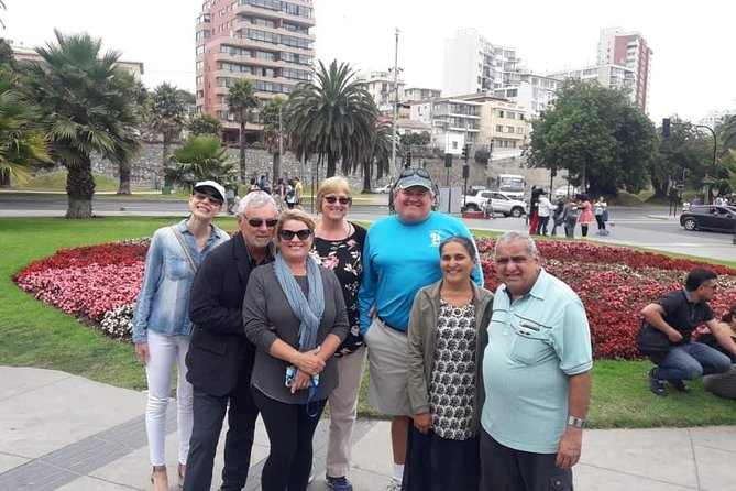 Small Group tour to Viña Del Mar, Valparaiso from San Antonio port
