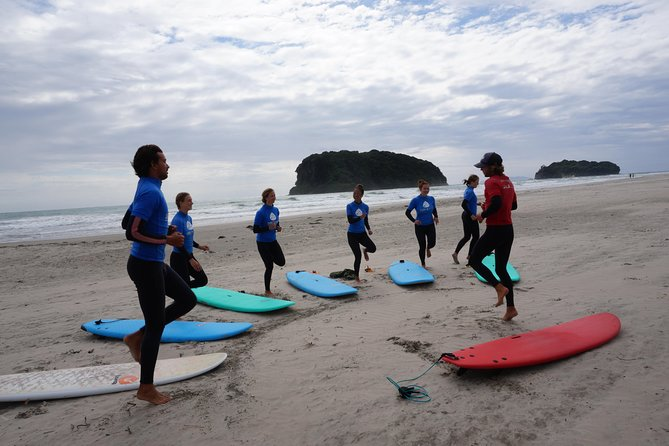 Learn to Surf Plus Package