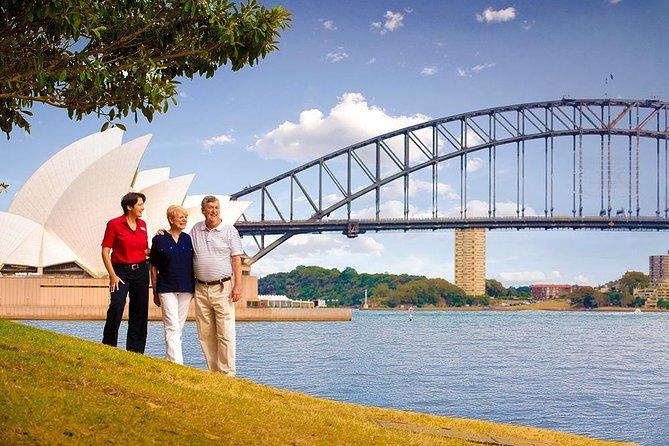 Sydney: Bondi Beach and City Tour plus Sydney Harbour Lunch Cruise