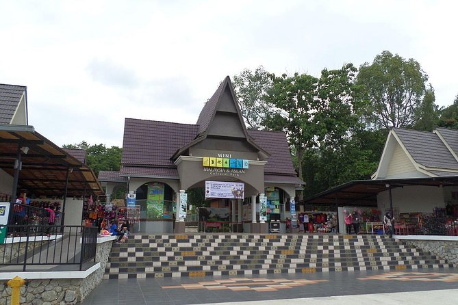 Malacca Traditional Village at Asian Cultural Park From Kuala Lumpur