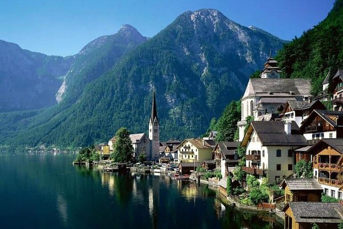 Hallstatt Day Trip and Picnic in Alps from Prague!
