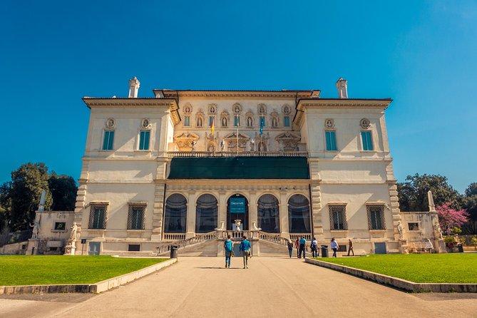 Ultieme VIP Vroege toegang Vaticaan - Sixtijnse kapel en Borghese galerijentour