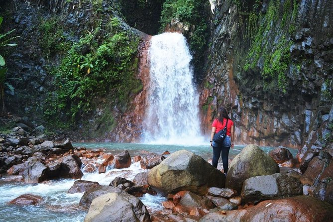 Casaroro Falls and Forest Camp