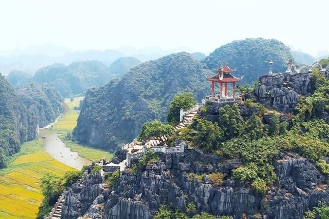Hoa Lu - Tam Coc-mua Cave One Day-limousine Bus