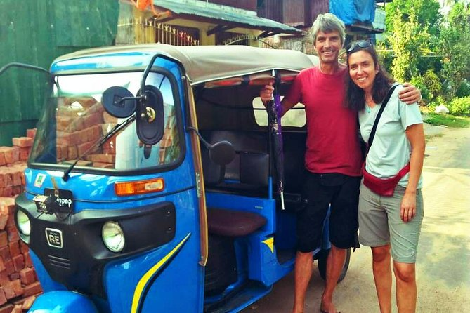 Half Day Myeik Sight Seeing with a traditional TUK TUK