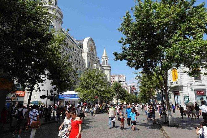 2-Hour Harbin City Tour
