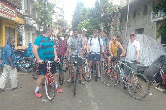 Good Morning Bicycle Tour In Mumbai