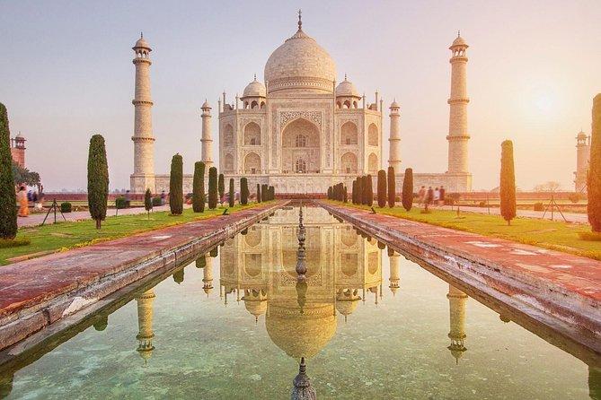 Delhi to Agra-Taj Mahal Tour Package with Entrances