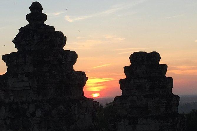 Angkor Wat Sunset 4 Best hidden temples Tour