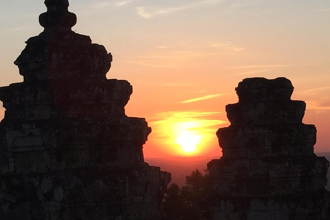 Angkor Wat Bakeng hidden gem sunset Tour