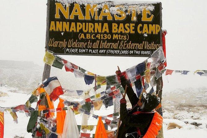 ABC - Annapurna Base Camp