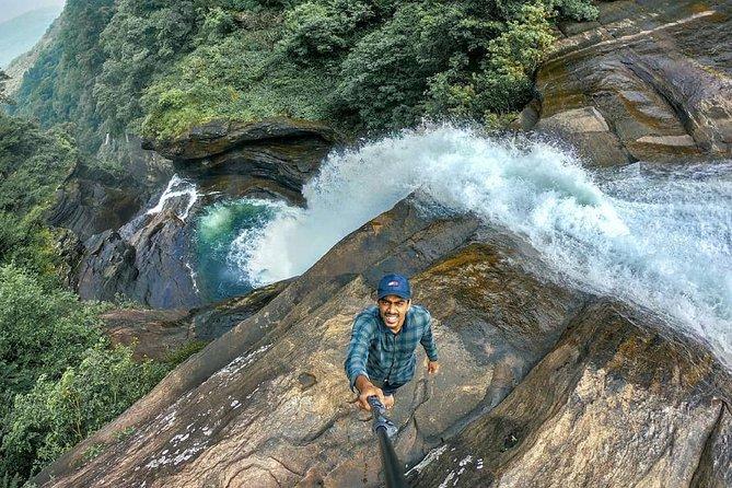 Waterfall Trekking at Knuckles Mountain