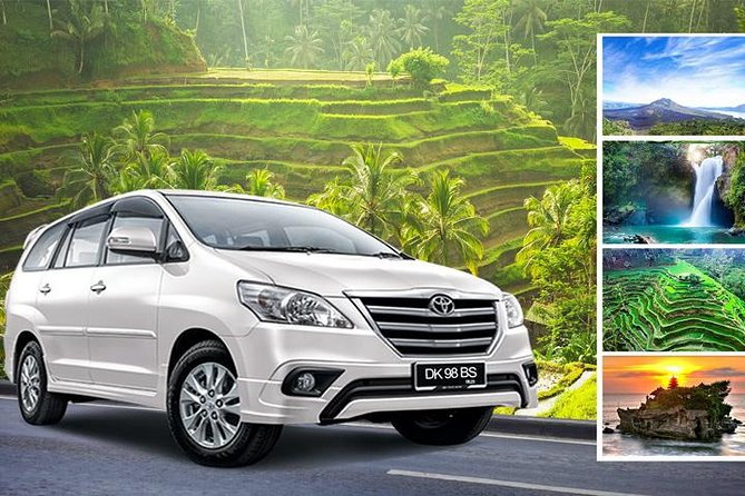 Customizable 10h Tours in a 7-Seater Toyota Innova