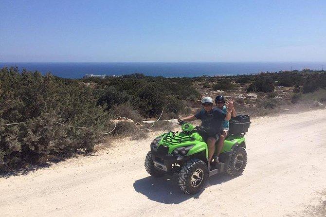 Kourion Quad Safari tour