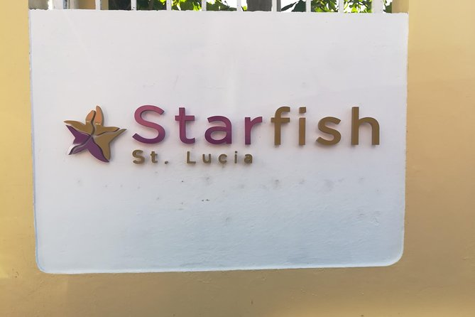 St Lucia Airport Transfer to Starfish St Lucia