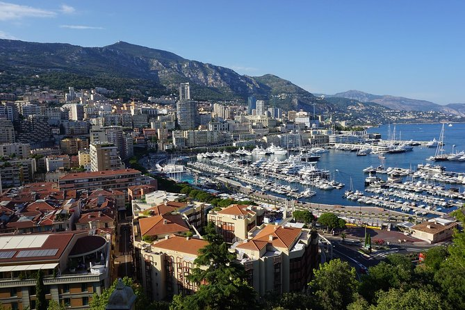 Private Departure Transfer from Monaco Hotels to Nice Airport