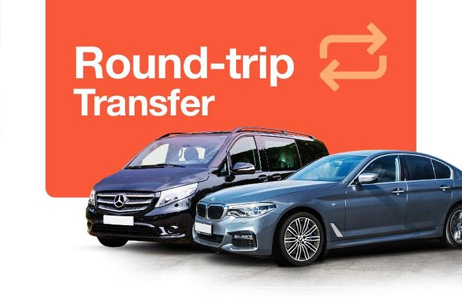 Private Airport Round-Trip Transfer: Antalya Airport to Antalya, Kundu and Lara