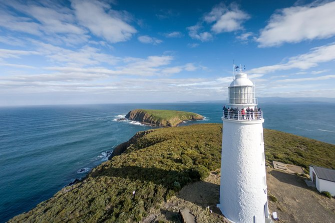 Bruny Island Sightseeing and Food Tour from Hobart Including Lighthouse Tour