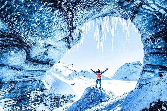 Secret Ice Cave