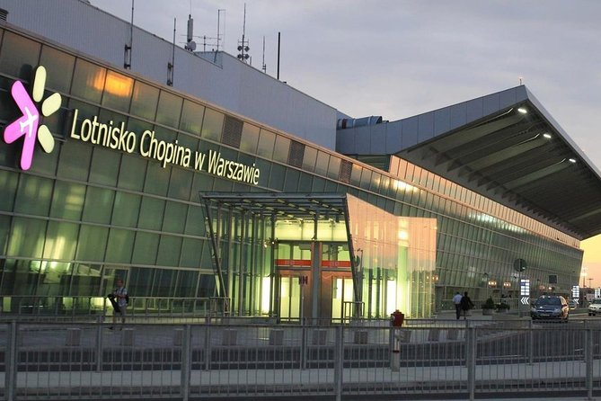 Private Warsaw Chopin Airport One Way Transfer
