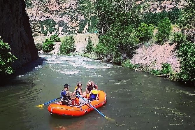 Private Utah High Country Rafting Adventure from Provo